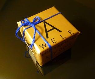 Shopping Bag Gift Wrap