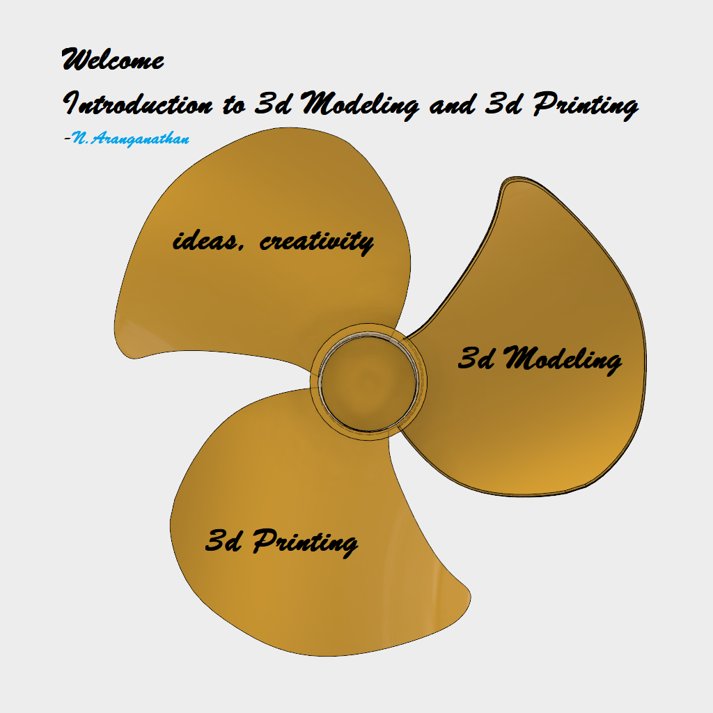 Picture of Introduction to 3D Modeling and 3D Printing