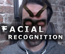 Facial Recognition With Tracking.js