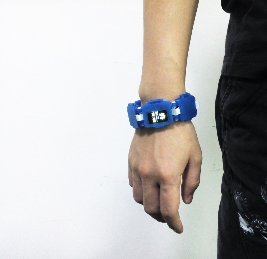 Picture of Open Source 3D Printing Xadow Modules Smart Watch