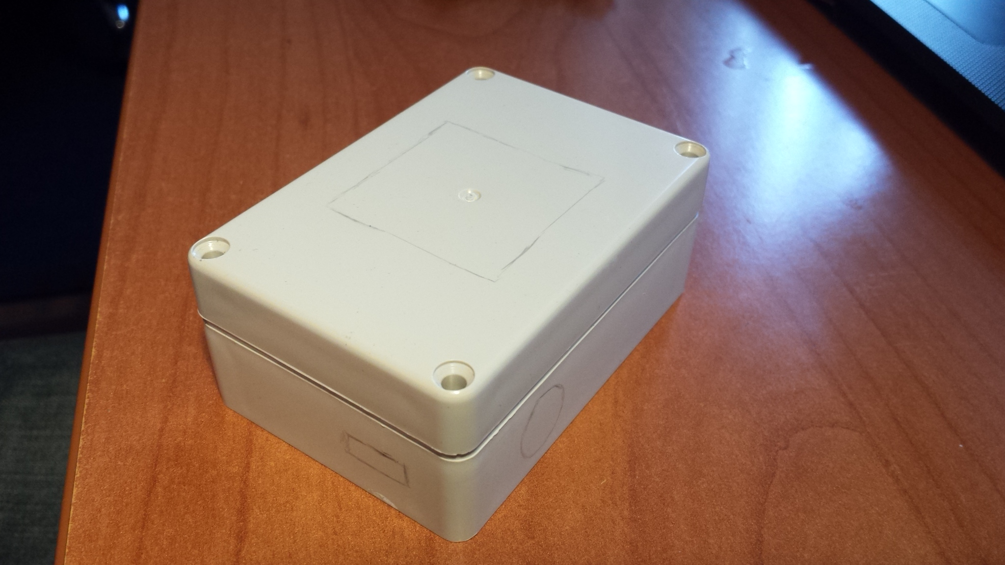 Picture of Mounting It in a Box.