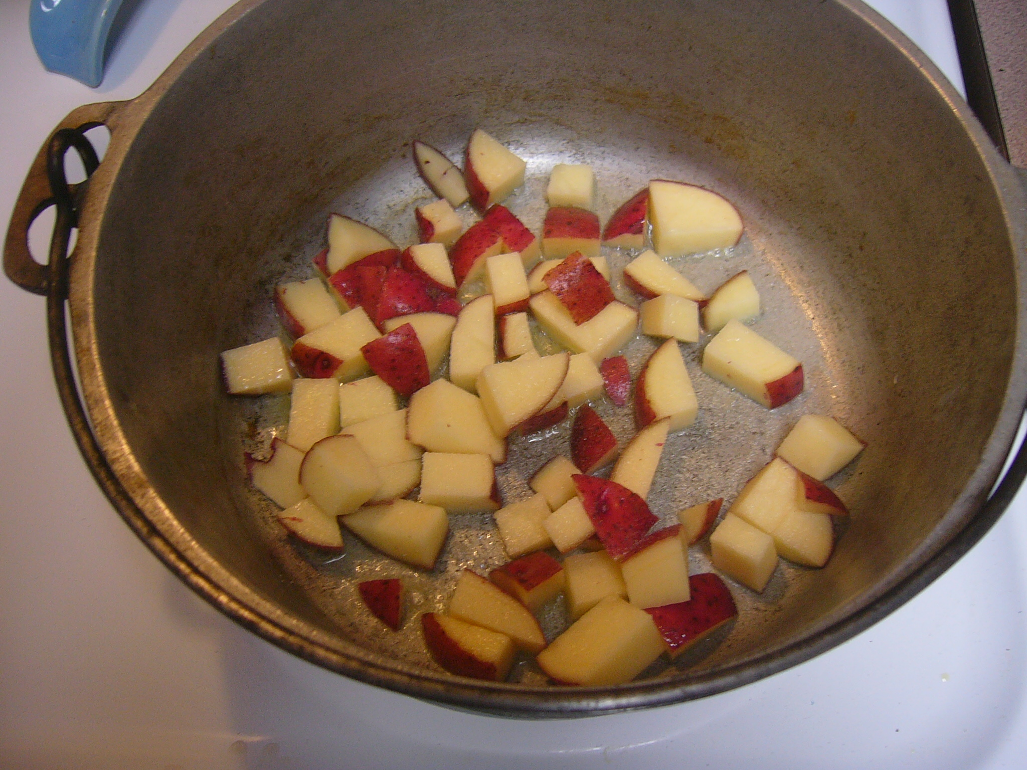 Picture of Throw Everything in the Pot