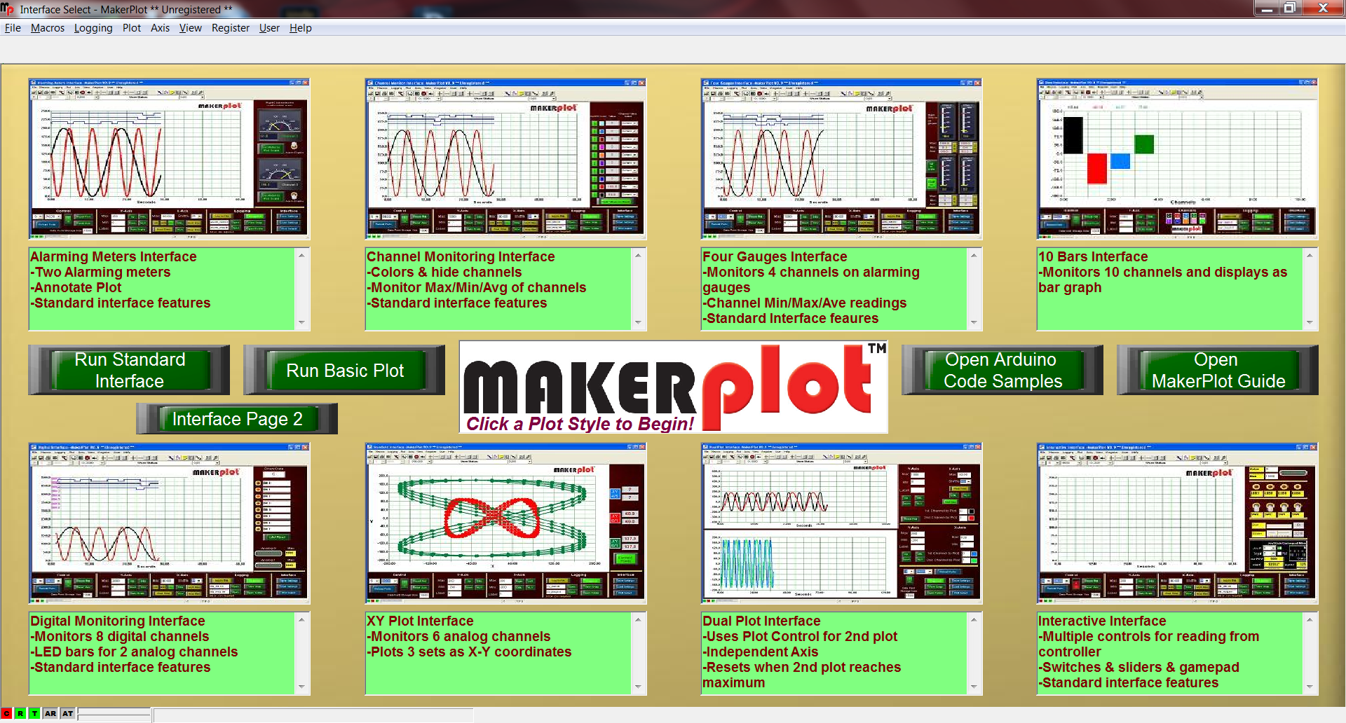 Picture of Download and Install MakerPlot