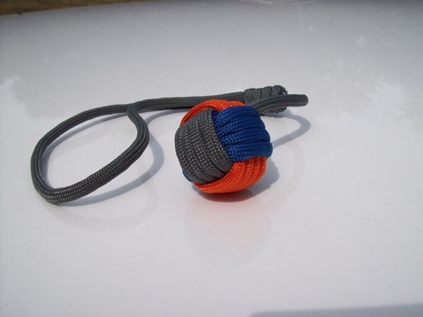 Picture of Multi-Color Monkey Fist