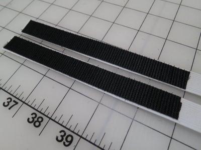 Make and Attach Straps