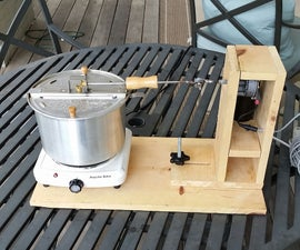 Whirley Pop Home Coffee Roaster