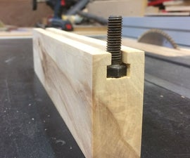 Simple T Track for Woodwork Jigs