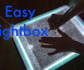 Easy Light Box