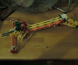 simple striker bow preview (crossbow)  ... and my first instructable