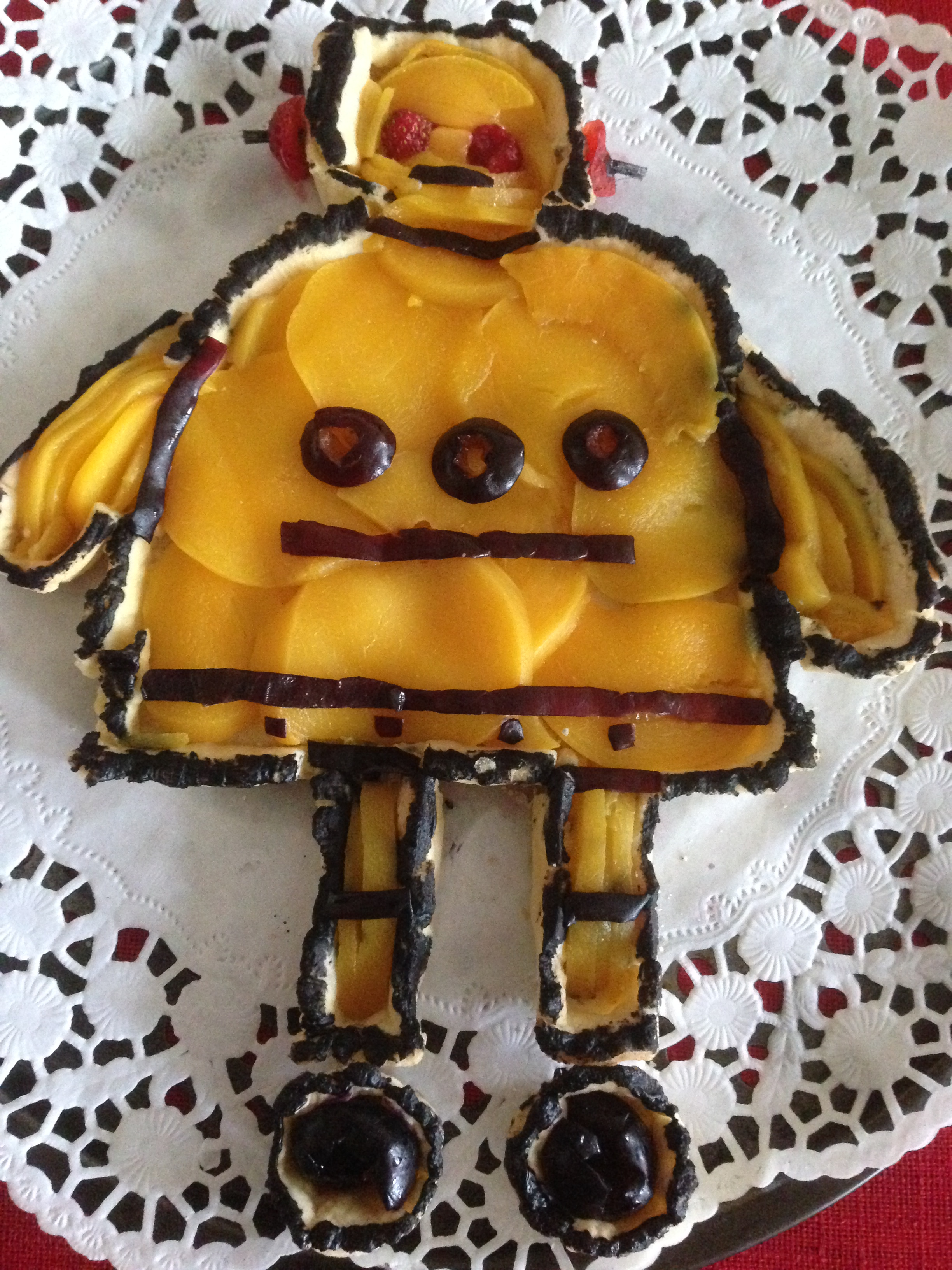 Picture of Instructable Robot Pie