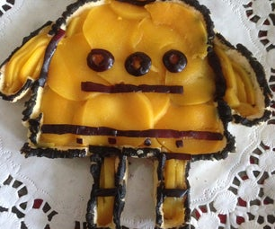 Instructable Robot Pie