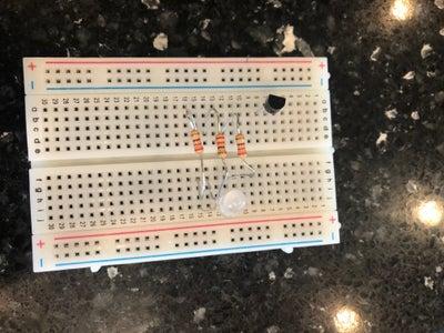 Adding the Temperature Sensor