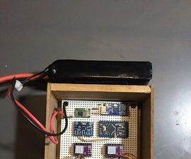 ABIR - Arduino Balancing Itself Robot