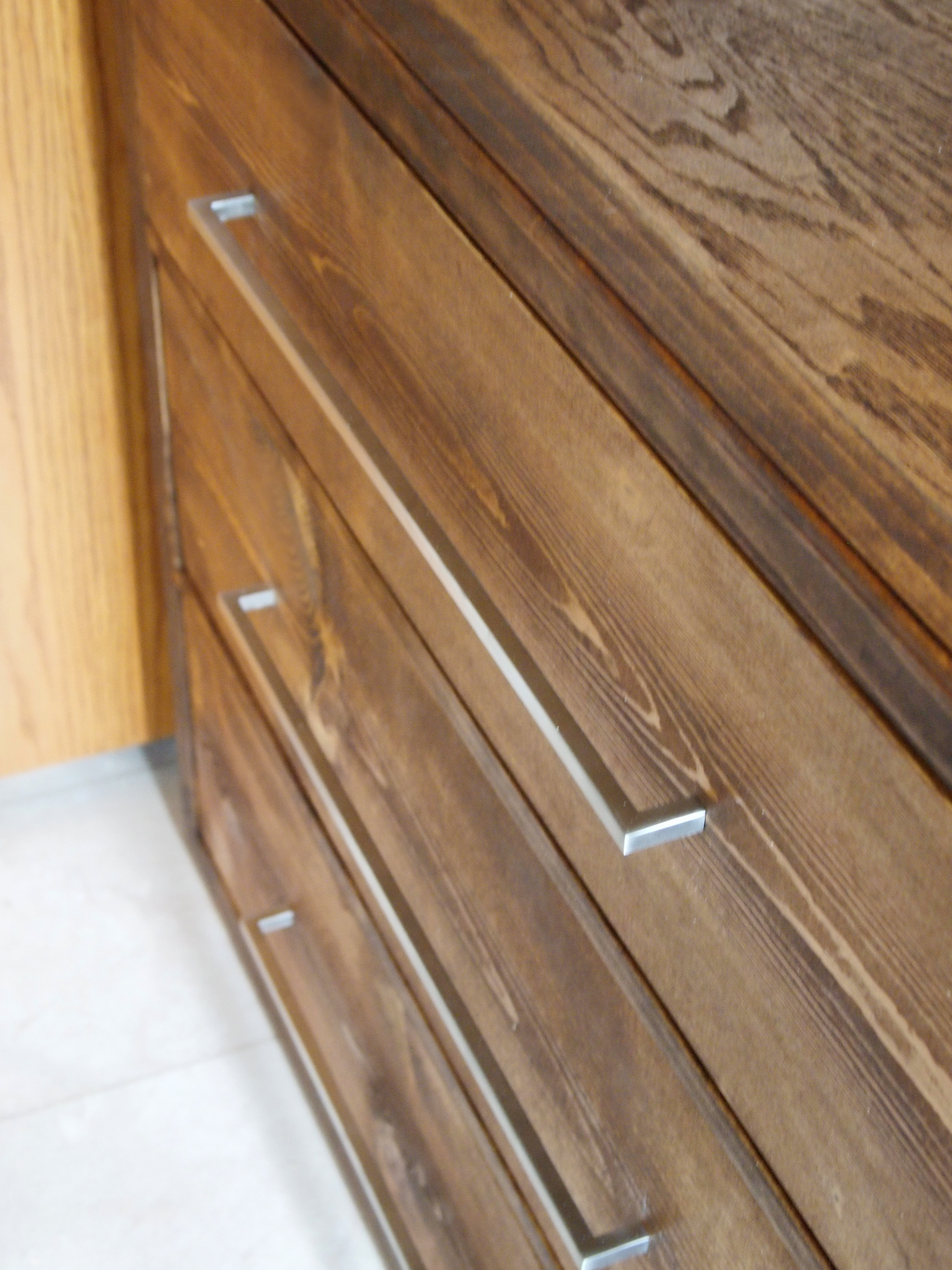 Picture of How to Build a Modern Dresser - With Few Tools