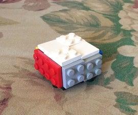Lego 2x2x1 Rubik's Cube