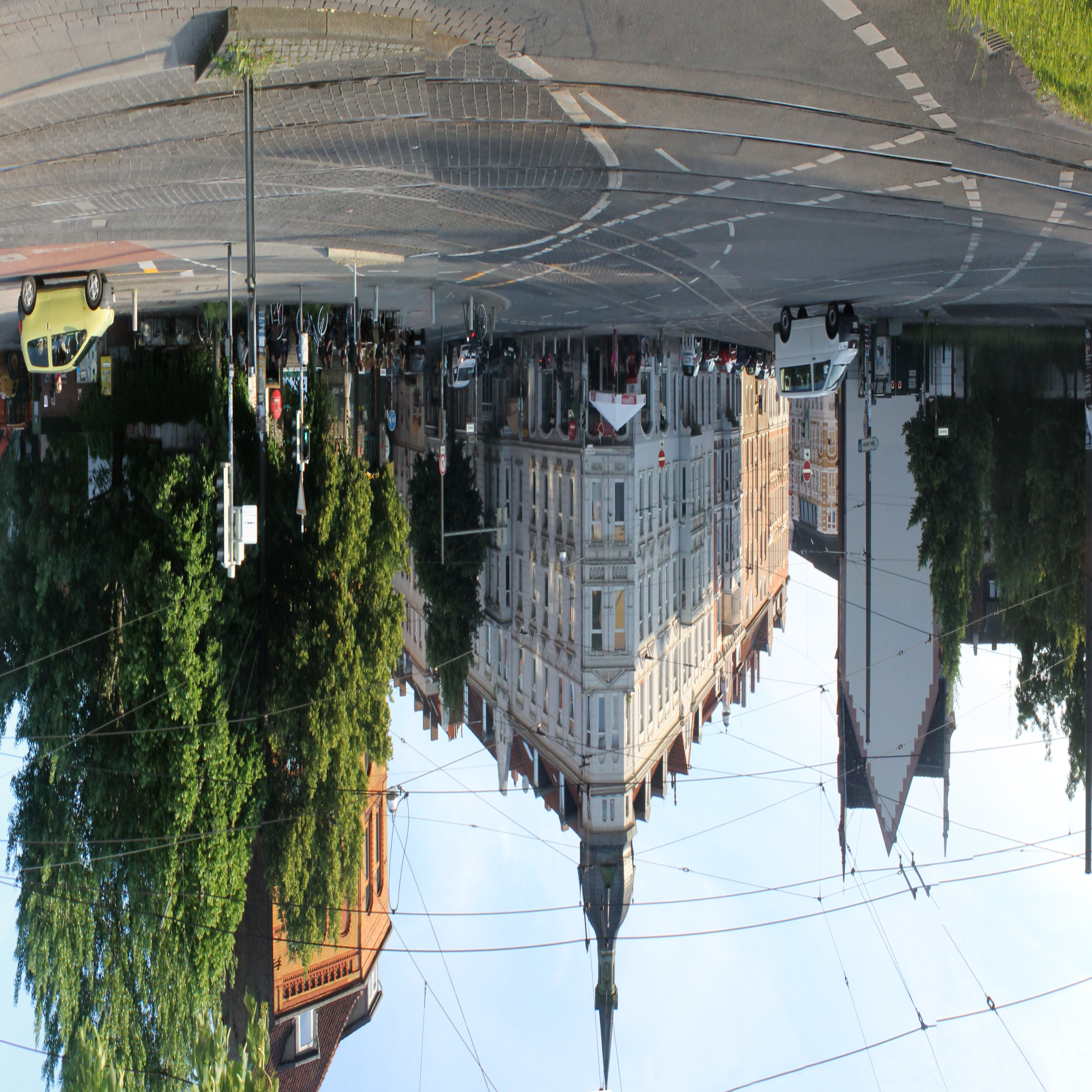 Picture of TURN THE PHOTO UPSIDE DOWN