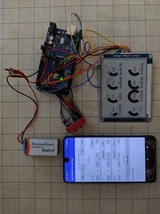 Upload Code to Arduino