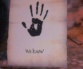 How to get into the Dark BrotherHood/ The Elder Scrolls 5