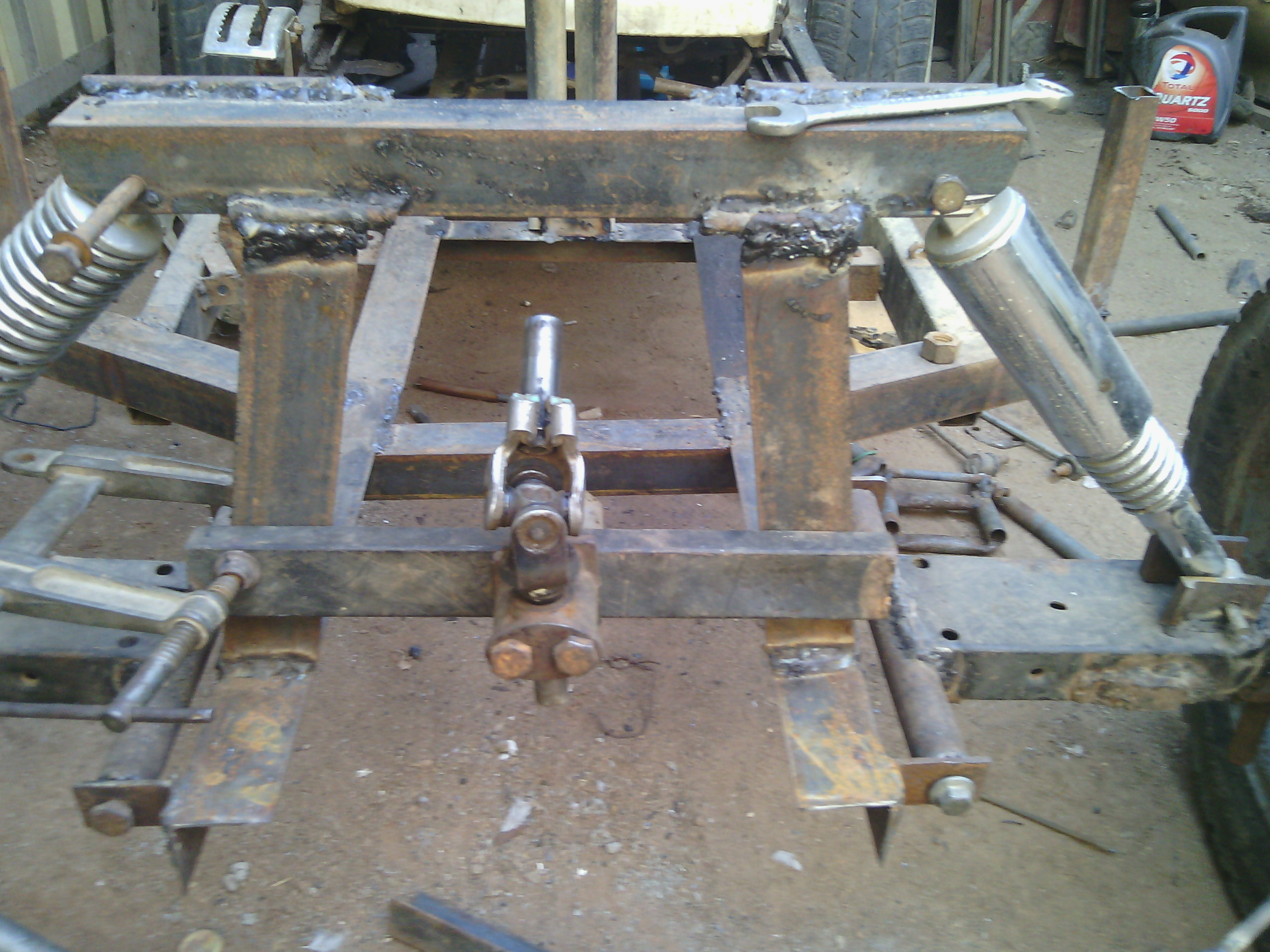 Picture of Steering System
