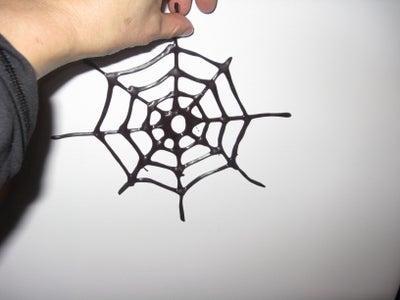 Edible Cobwebs