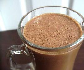 Metabolicious Smoothie Recipe - The Thermoccino