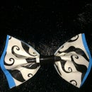 Two Toned Duck Tape Bow!