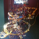 Galactic: A Knex Ball Track