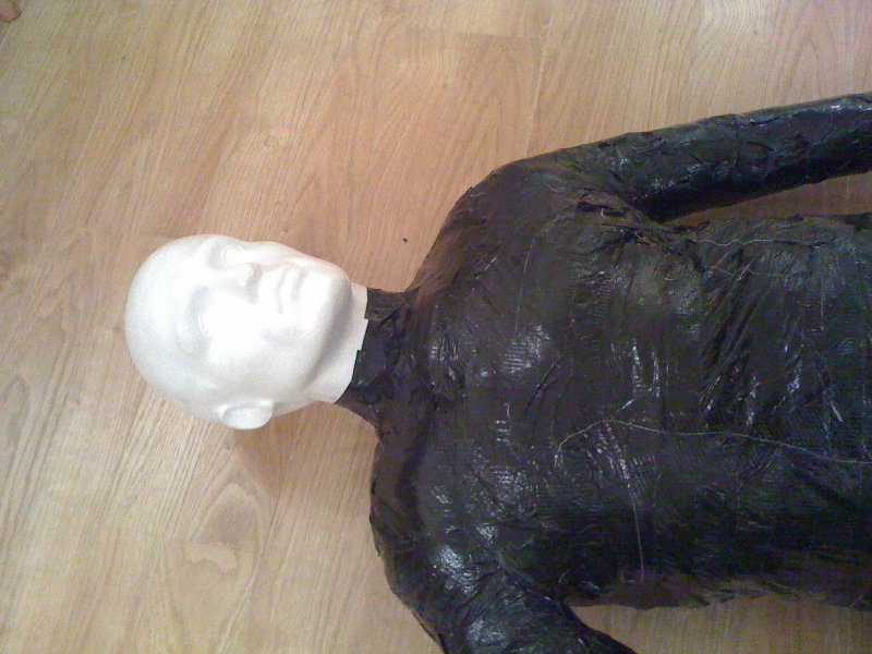 Picture of Duct Tape Dummy