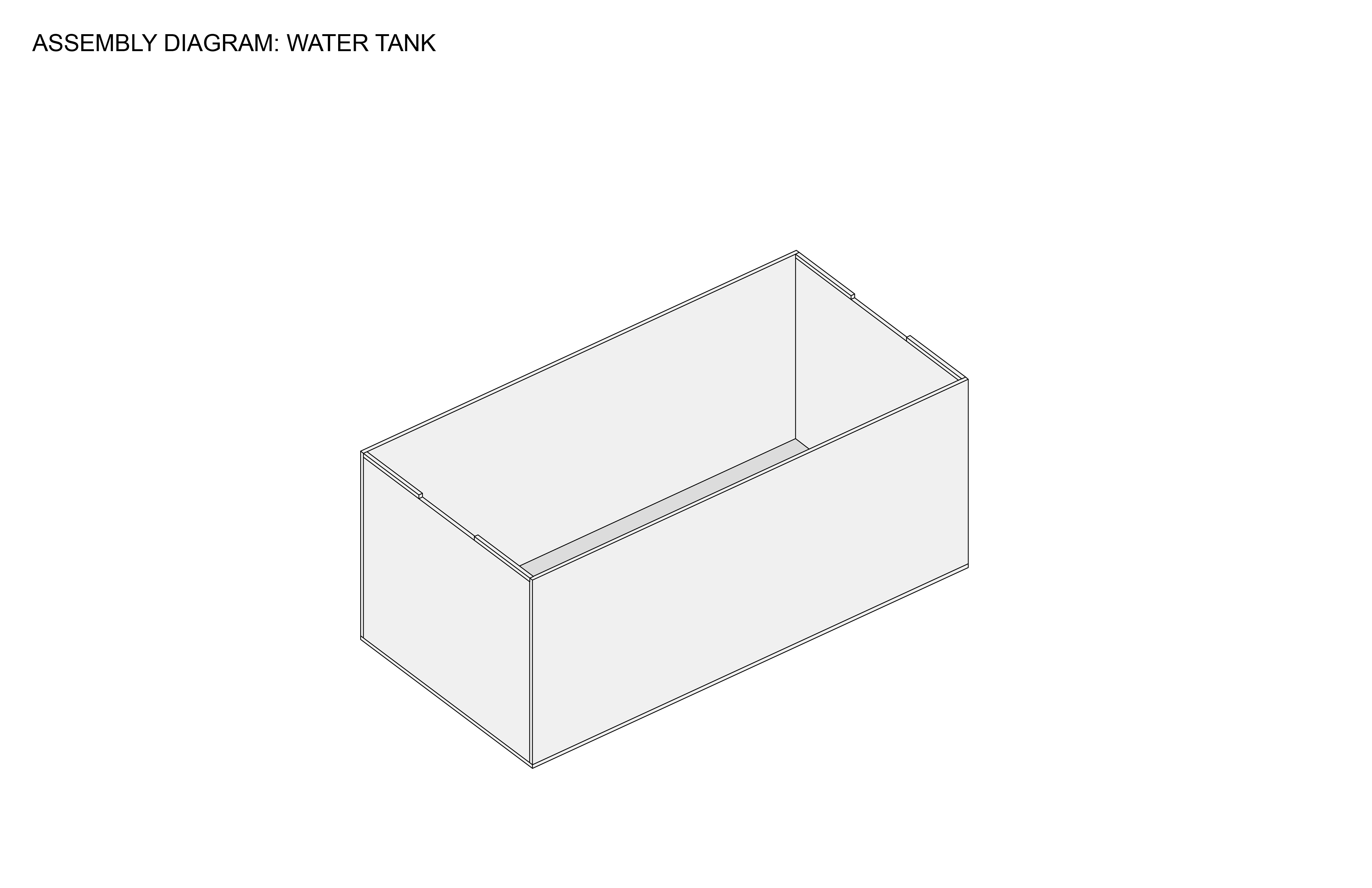 Picture of Making the Water Tank