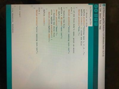 Arduino Code - Paul