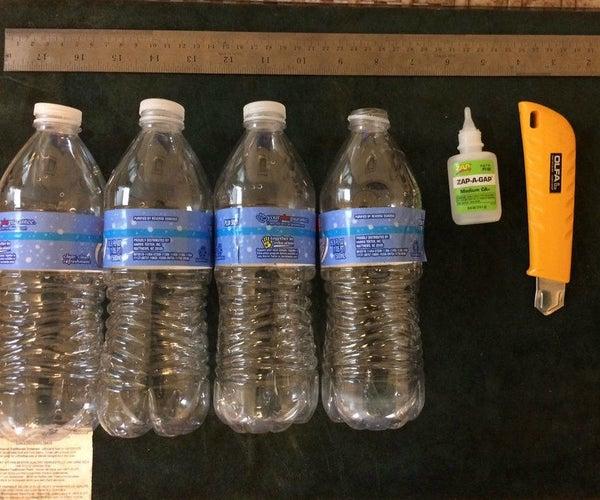 Water Bottle - Water Wheel