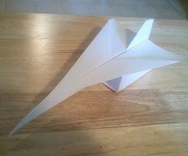 Building the Paper Arrow