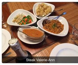 Steak Valerie-Ann