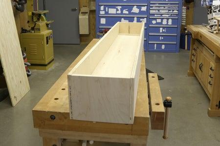Build a Planter Box
