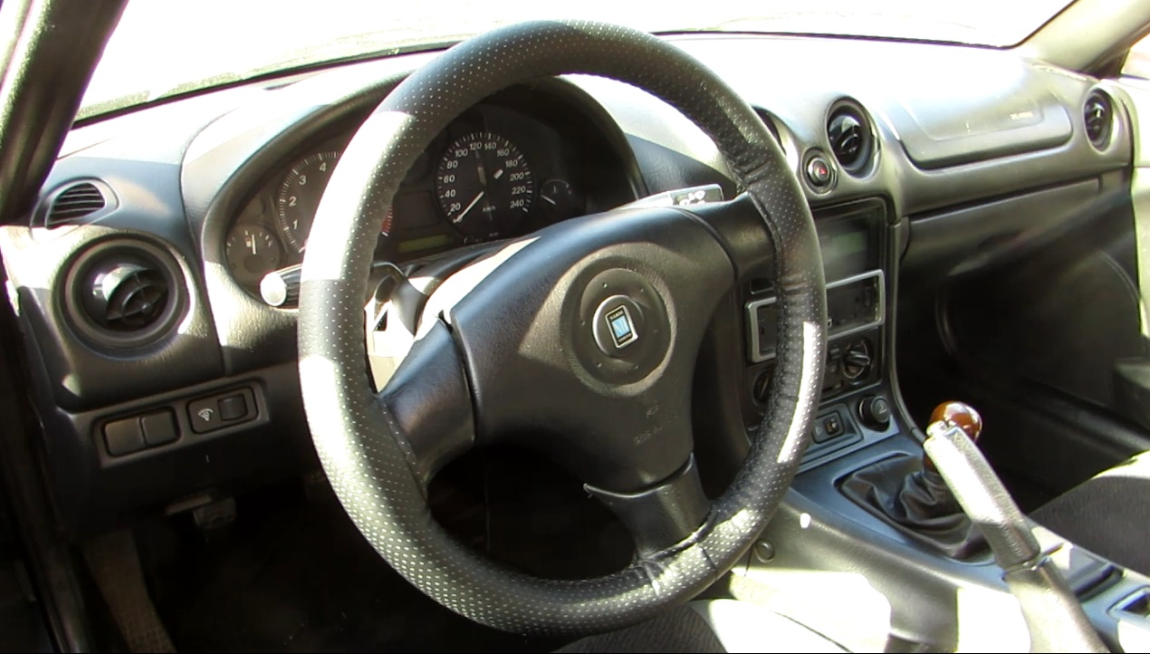 Picture of 2$ Steering Wheel Upholstery