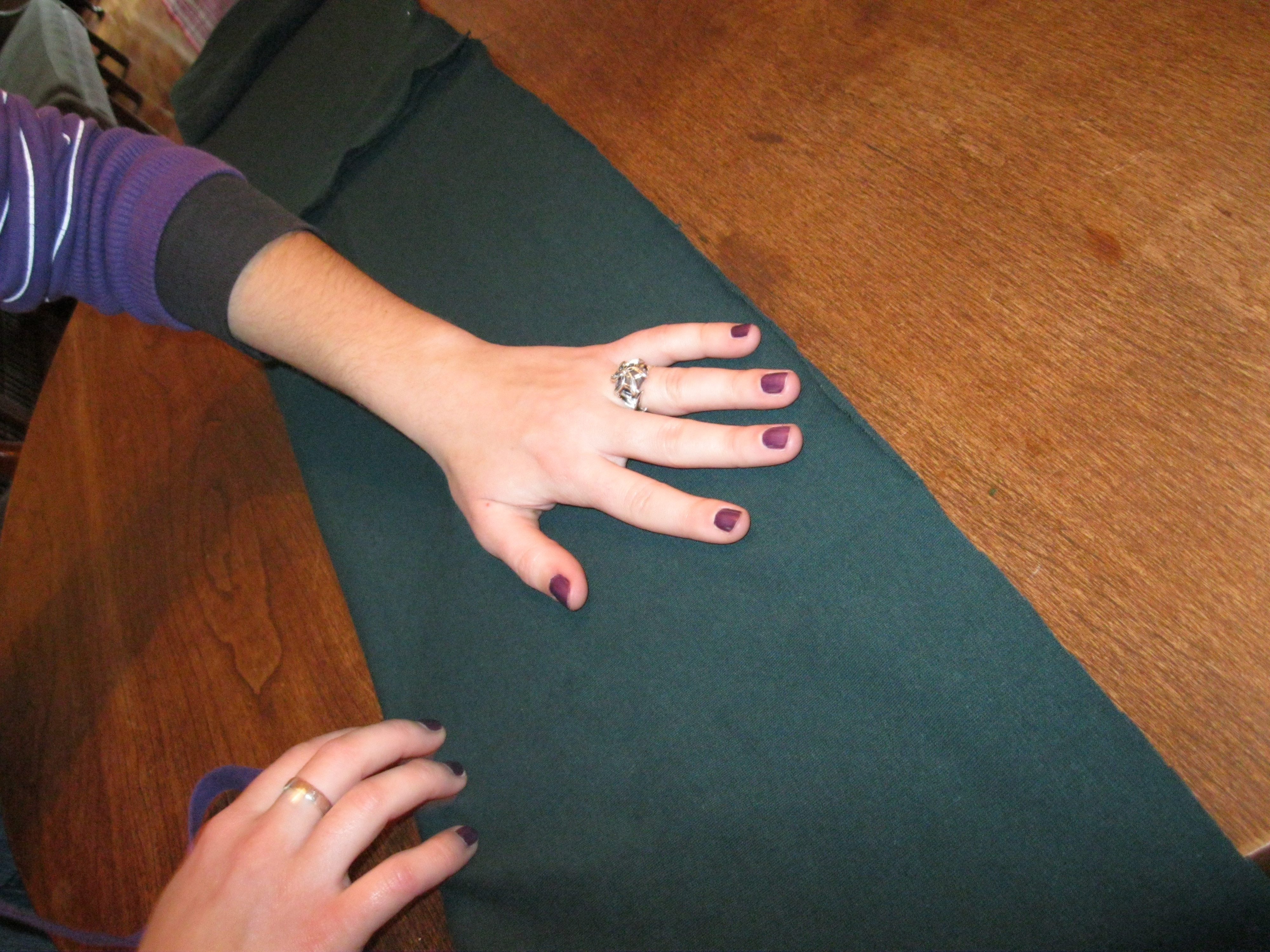 Picture of Sewing and More Pinning