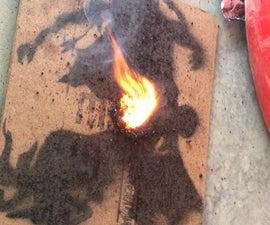 Create Fire Anytime & Anywhere