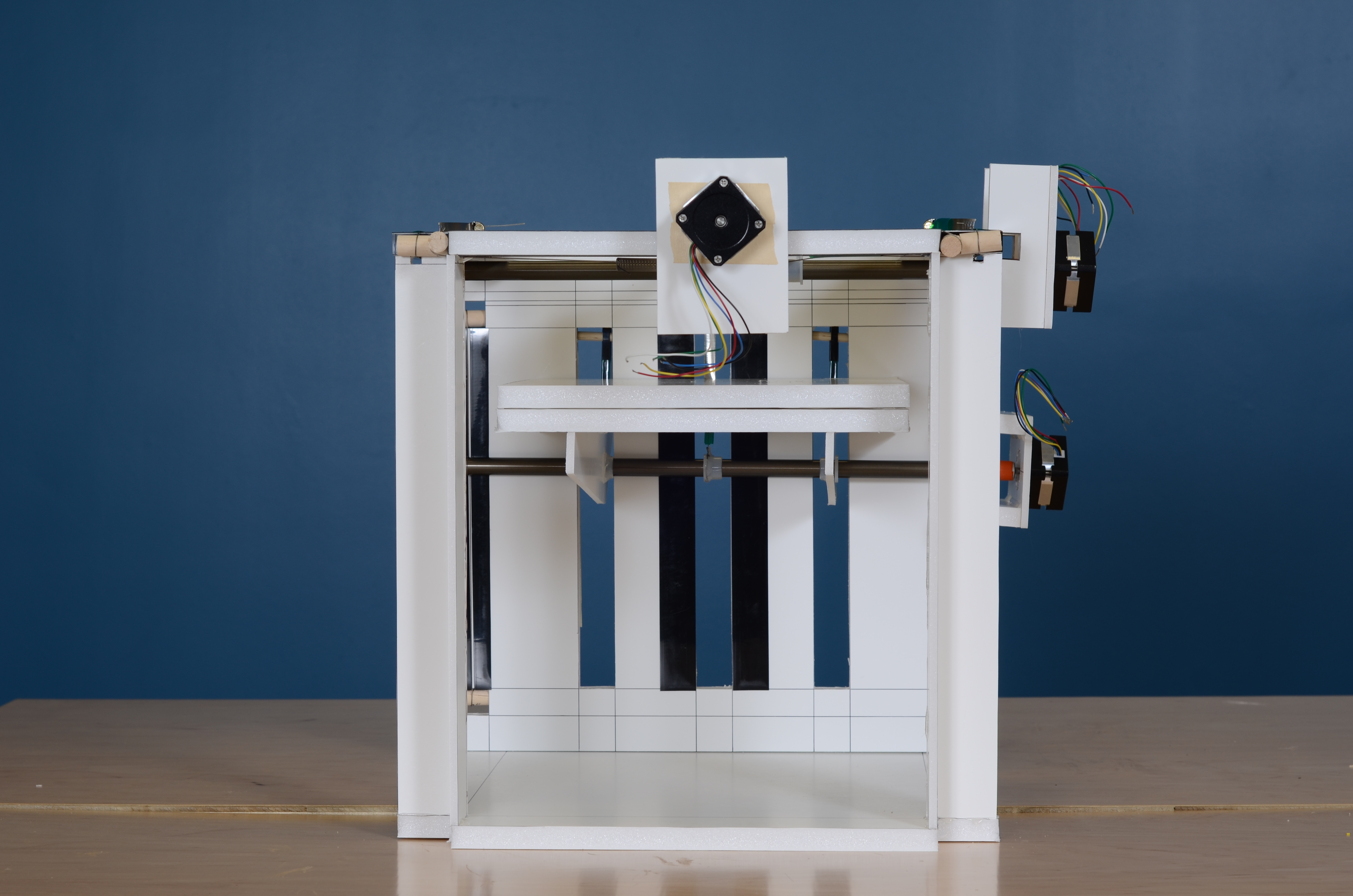 Picture of Build a Foamcore CNC Machine