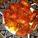 Organic Gluten-Free Buffalo Chicken Wings