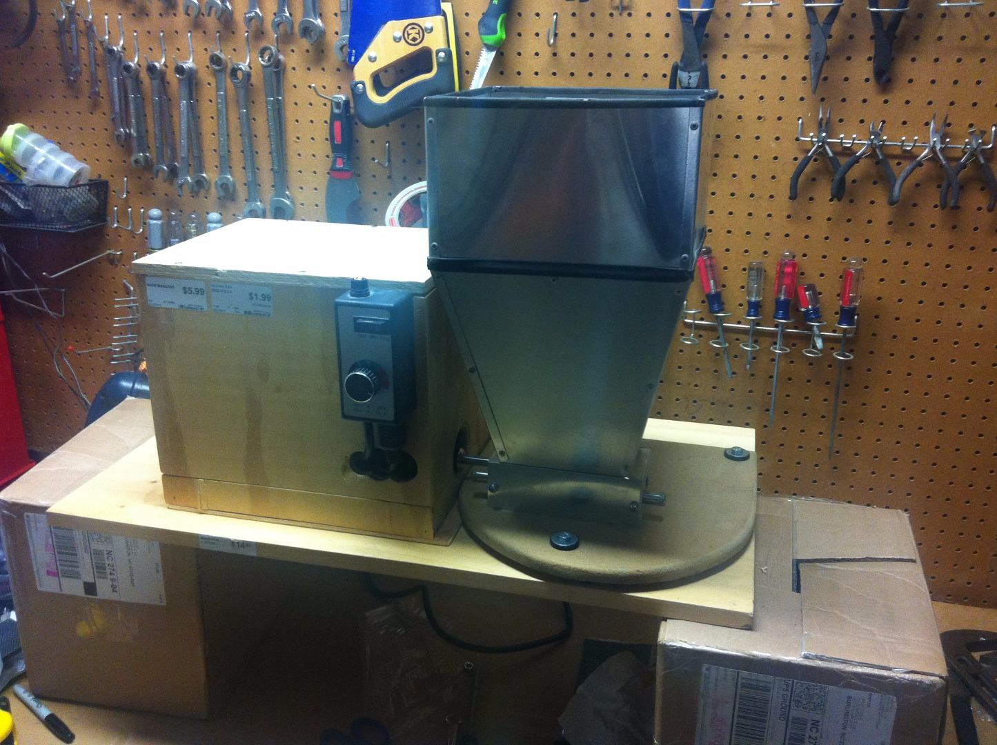 Picture of Step 5: Test the Grain Mill