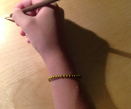 Harry Potter Broomstick Pencil