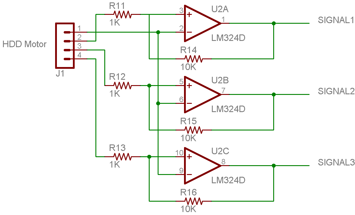 Picture of Amplifying the Output