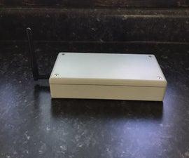 Wireless Water Leak Sensor