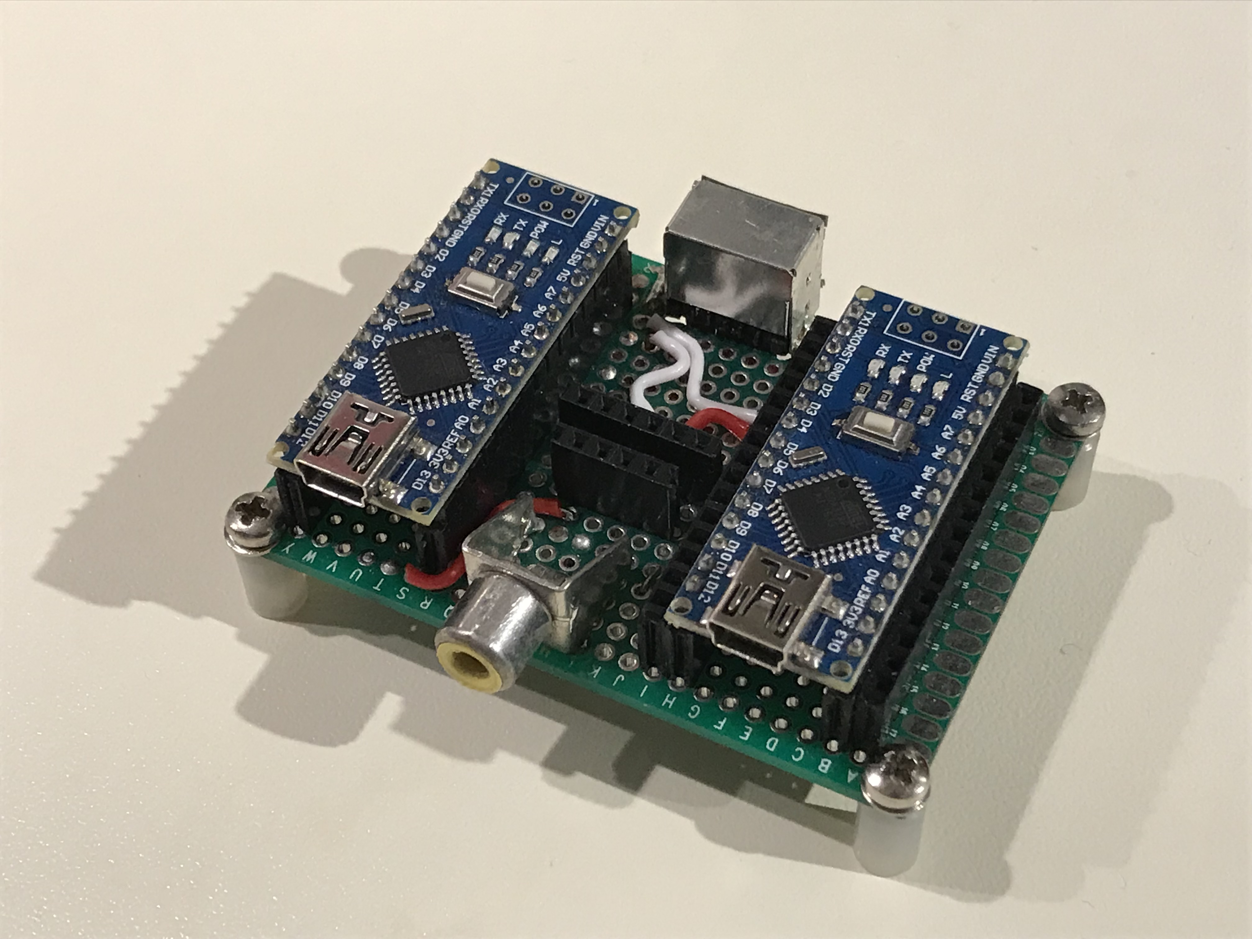 Picture of Optional: Using a PCB