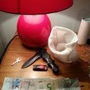 Lamp Hidden Compartment