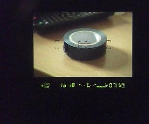 DIY Liveview for Traditional DSLR