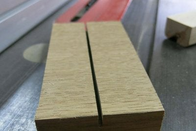Step 3: Cut Your Groove in the Wood