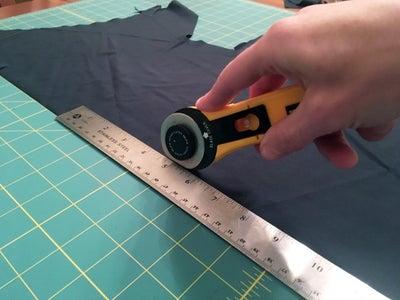 Cut Skirt Pieces