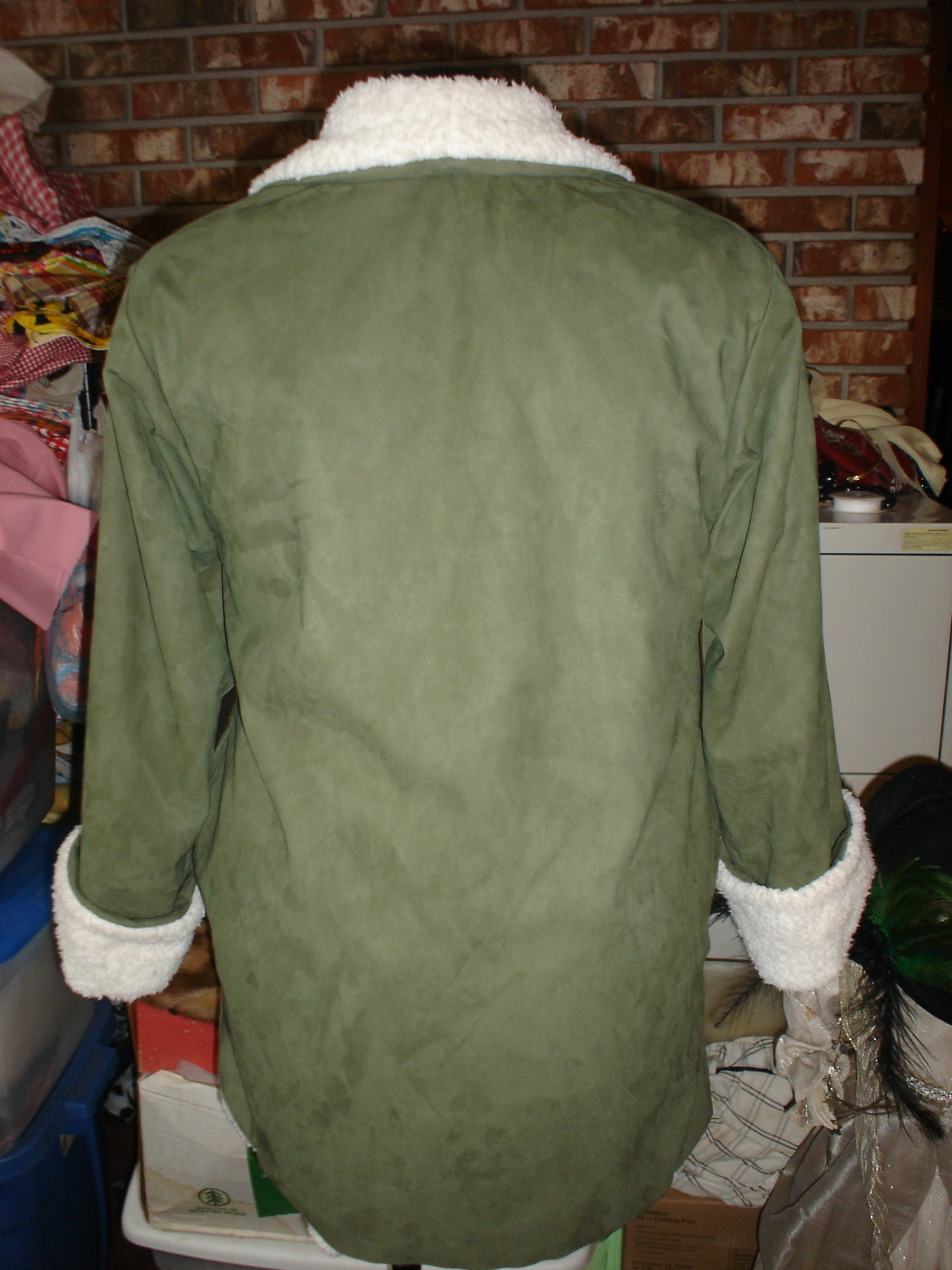 Picture of Simple Ultra Suede Jacket