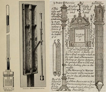 A Bit of History on Barometers: the Pressure Is On!
